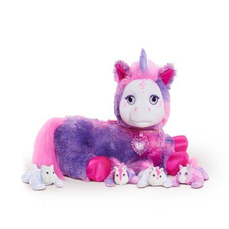 Unicorn Surprise Plush - Livia](Unicorn Plushie)