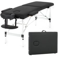 212ab0e99d04 Product Image Massage Table Massage Bed Spa Bed 73 Inch Aluminium Massage  Table W/Face Cradle Carry