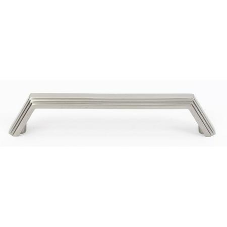 3 1/2' Brass Cabinet Bar - Alno Inc Nicole 3 1/2'' Center Bar Pull