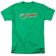Gumby Logo Mens Short Sleeve Shirt