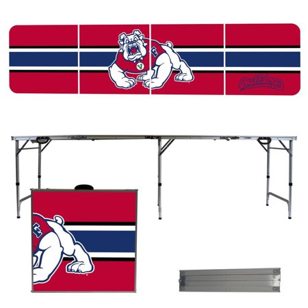 Fresno State Bulldogs Striped Design 8
