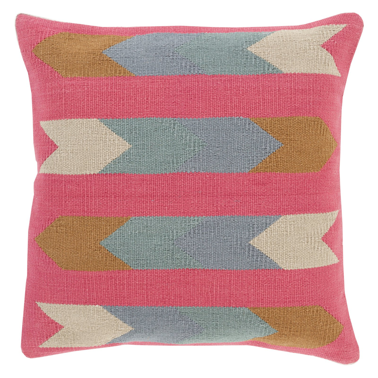 Surya Taste of Tribal Decorative Throw Pillow