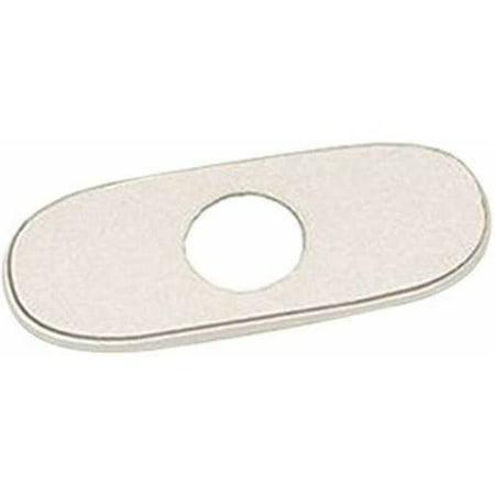 American Standard Escutcheon Plate (American Standard 7420.101P.002 Escutcheon Plate Only, Available in Various Colors)