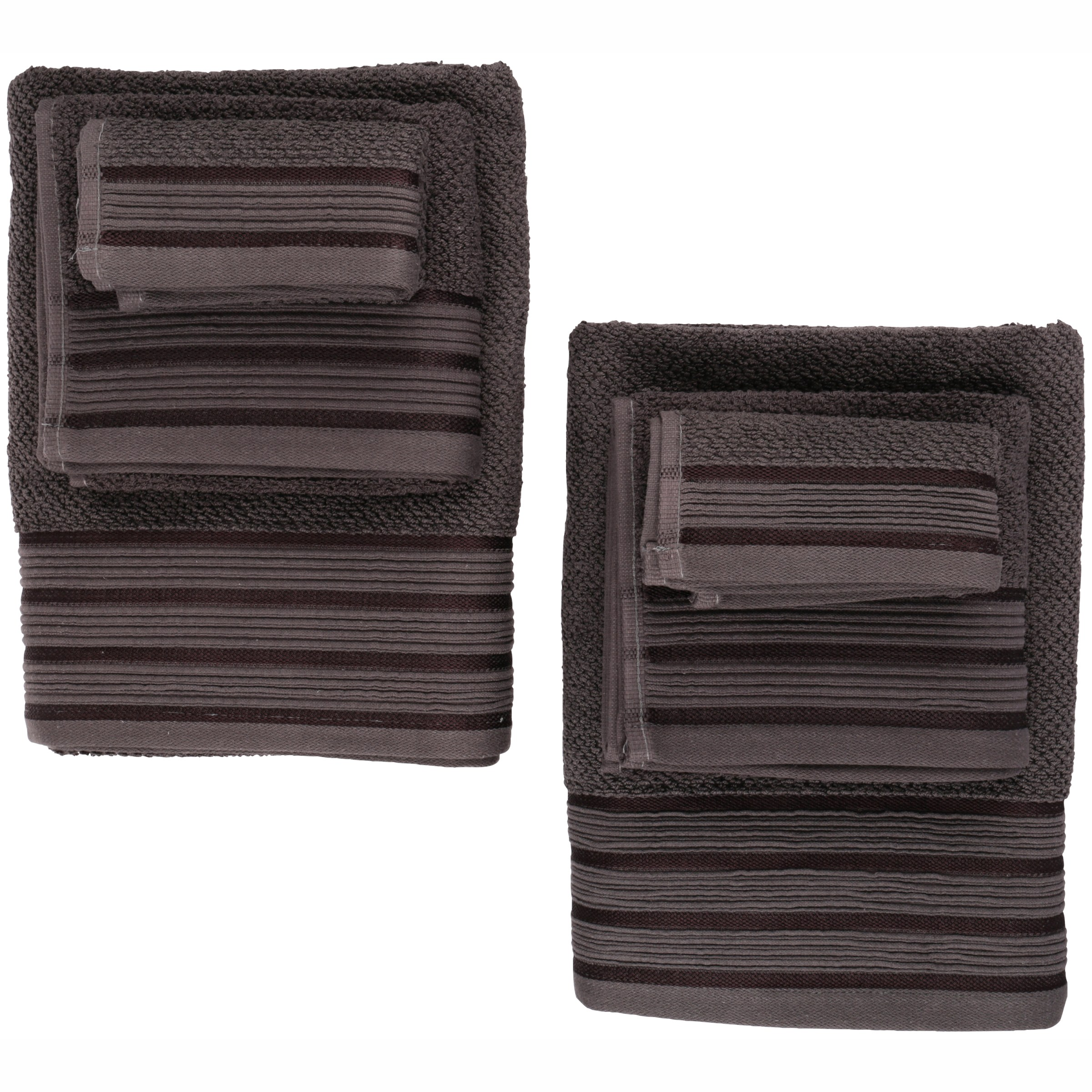 Better Homes & Gardens 6-Piece Towel Set Honey Comb by Wal-Mart Stores, Inc.