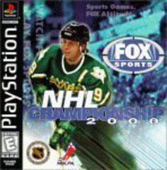 NHL Championship 2000 - Playstation PS1 (Refurbished)