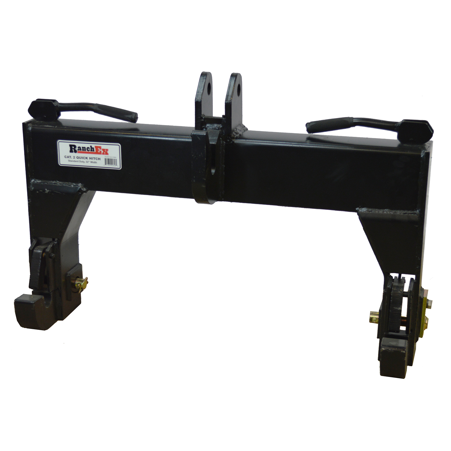 RanchEx Quick Hitch, Cat. 2, Standard