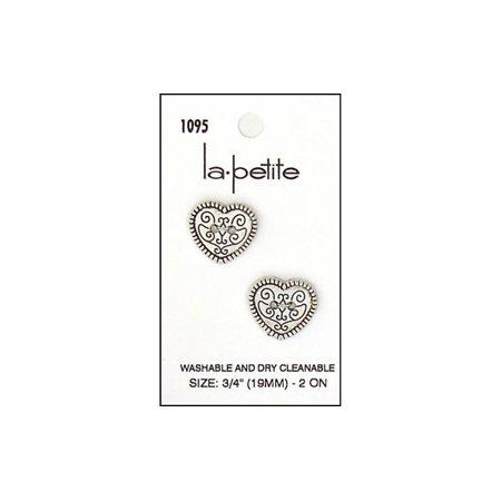 LaPetite Buttons 3/4