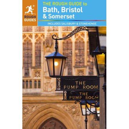 The Rough Guide to Bath, Bristol & Somerset (Travel - Bath Rough