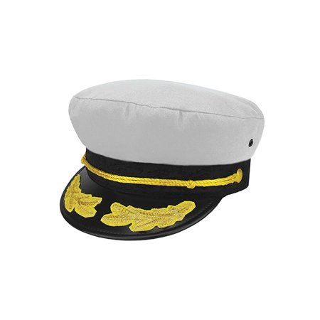 2acf441398519 TOP HEADWEAR - Top Headwear Boat Captain Hat - Walmart.com