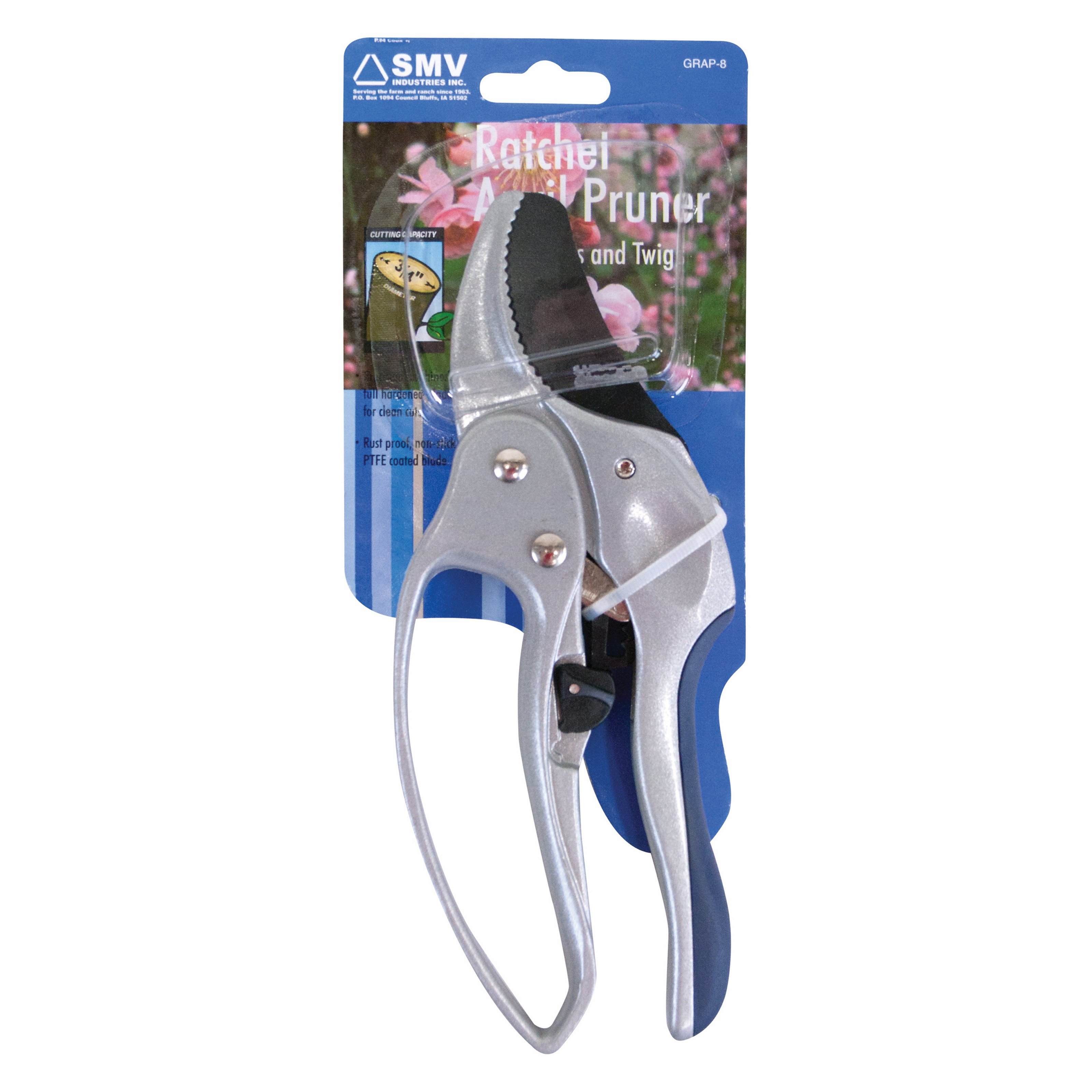 SMV Ratchet Anvil Pruner