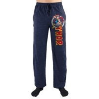 Marvel Comics Thor Print Men's Sleepwear Sleep Lounge Pants X-Large