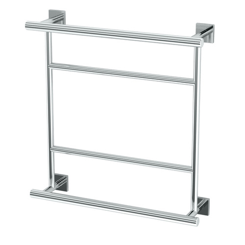 Gatco Elevate Hotel Wall Mounted Towel Rack by Gatco