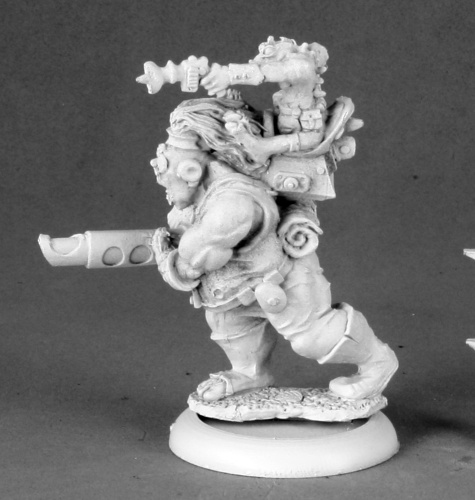 Reaper Miniatures Sligg Thrall Unit #50137 Chronoscope Metal D&D RPG Mini Figure