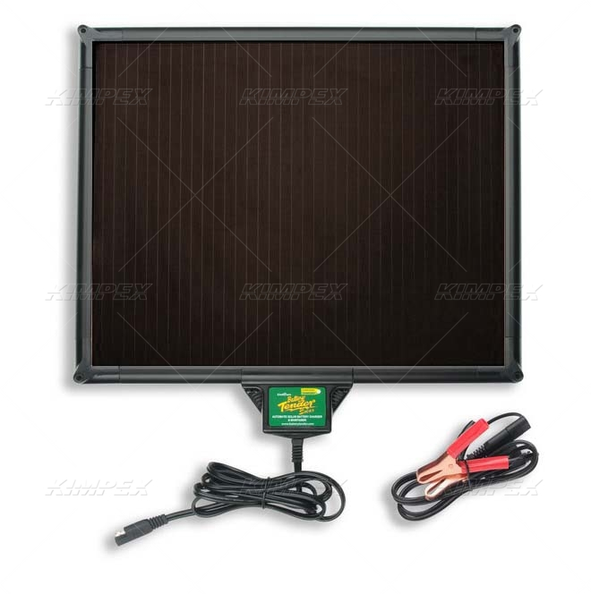 BATTERY TENDER Solar Battery Charger #900652 by Battery Tender