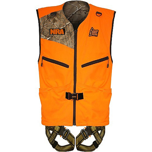 Hunter Safety System Reversible Patriot Harness