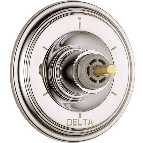 Delta Cassidy Six Function Diverter Valve Trim, Available in Various Colors