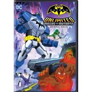 Batman Unlimited: Mechs vs. Mutants (DVD) by WARNER HOME VIDEO