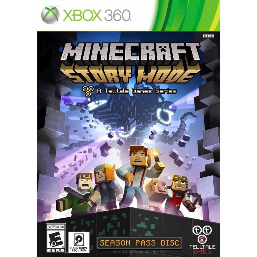 Minecraft: Story Mode - Season Disc (Xbox 360)