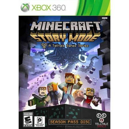 Image of Minecraft: Story Mode - Season Disc (Xbox 360)