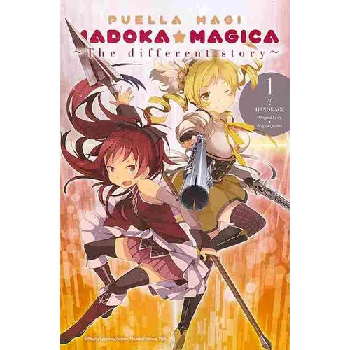 Puella Magi Madoka Magica the Different Story 1