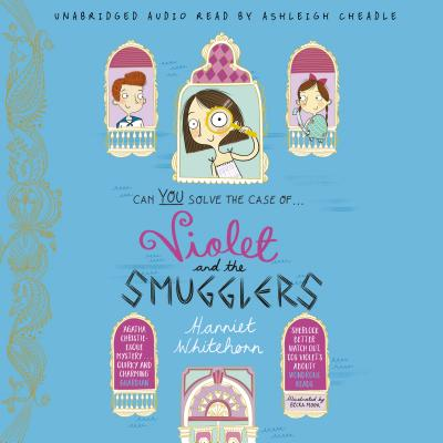 Violet and the Smugglers - Audiobook