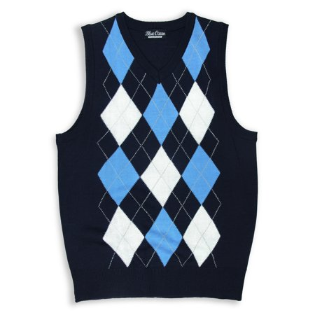 Blue Ocean Kids (Boy's & Toddlers) V-neck Argyle Casual Sweater ...
