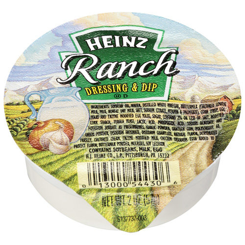 Heinz Ranch Dressing & Dip, 2 oz