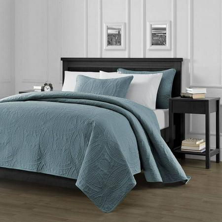 Austin Four Light - EverRouge Austin 3-Piece Bedding Quilt Set
