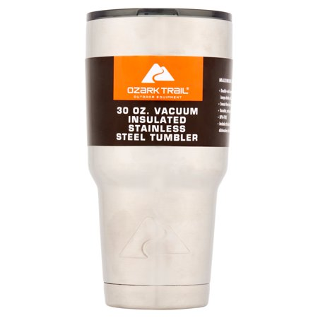 30 Sealed Tumbler Ozark Trail Double Ounce WallVacuum 8OPX0wknNZ