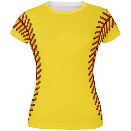 Halloween Softball Tournament Names (Softball Costume All Over Juniors)