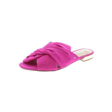 74e7f7d06f04 Sam Edelman - Sam Edelman Womens Darian Bow Slide Sandals - Walmart.com