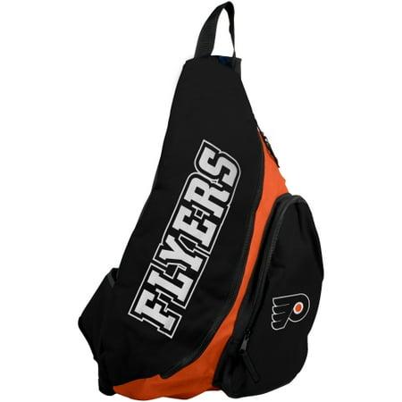 aa7237ffd940 Philadelphia Flyers Slingback Backpack - Orange - No Size - Walmart.com