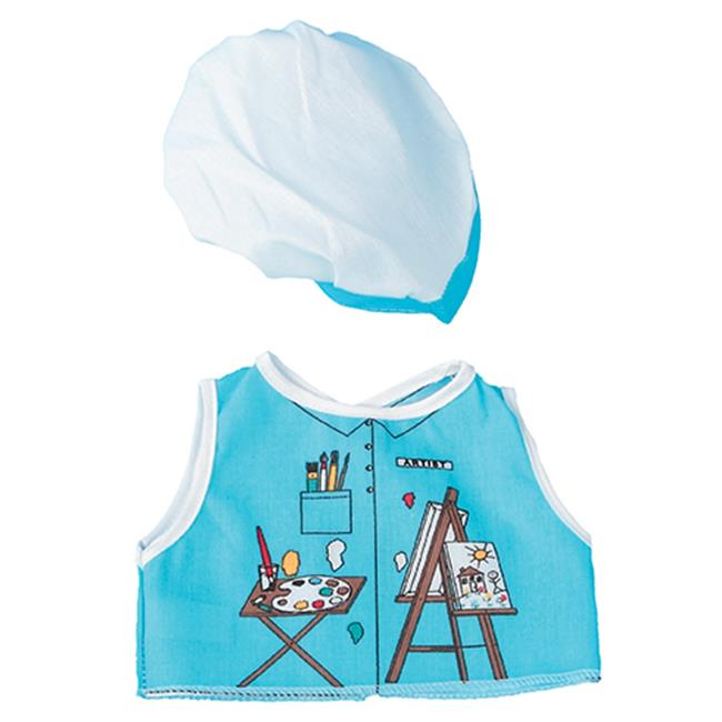 Dexter Educational Toys DEX1212 Artist Dress Up For Dolls And Teddy Bears