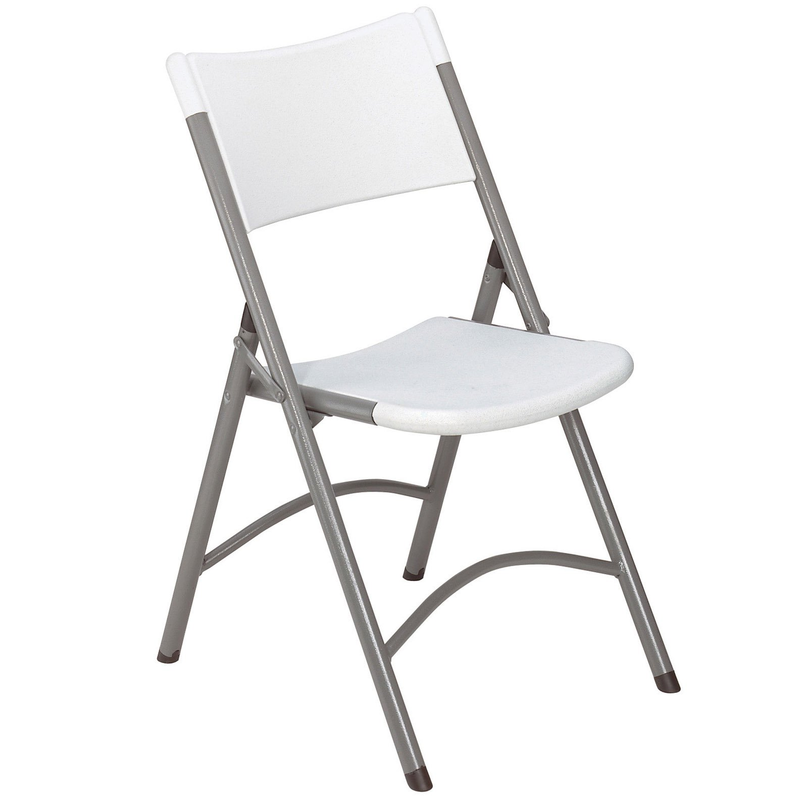 Resin folding chairs - National Public Seating Lightweight Blow Molded Folding Chair 4 Pack Walmart Com