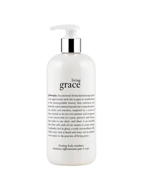 Philosophy Living Grace Firming Body Emulsion Lotion, 16 Oz