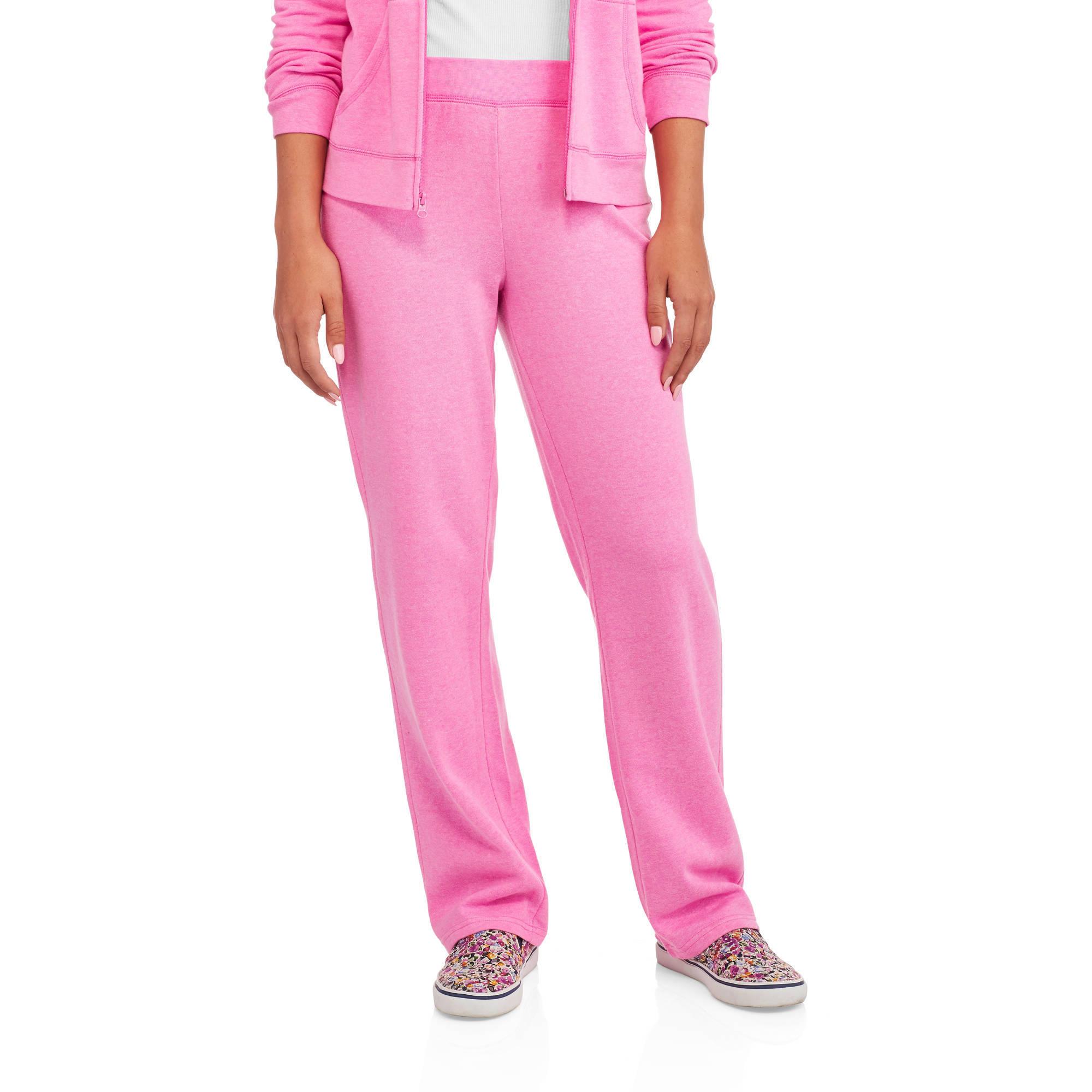 Faded Glory Women's Cozy Fleece Sweatpants