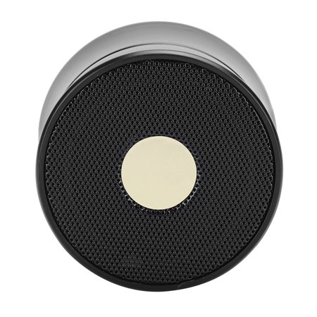 Ccdes Bluetooth Speaker,Loudspeaker Box,U1 Zinc Alloy Plug Card Reception Multiple Compatibility Modes Portable Outdoor Home Wireless Bluetooth Speaker - image 6 of 7