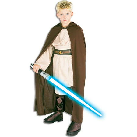 Star Wars Jedi Robe Child Costume - Star Wars Kids Dress Up