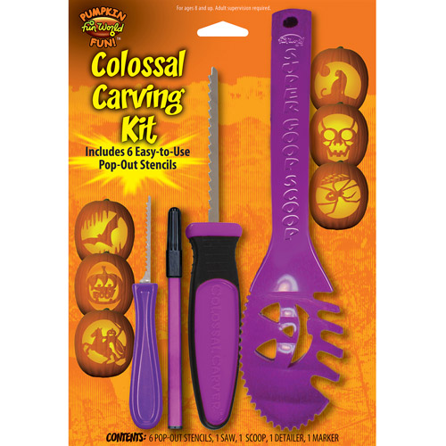 10-Piece Ultimate Pumpkin Carving Set