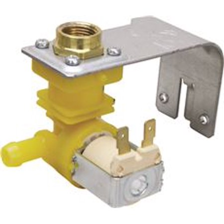 how to clean the dishwasher inlet valve