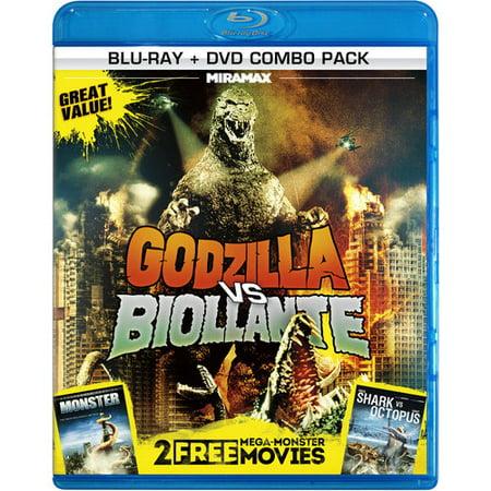 Platinum Us Distrib 3 Mega Monster Movies Dvd Bd Mp Fw Walmart Com