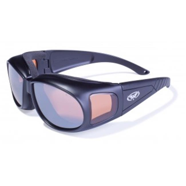 Outfitter Anti-Fog  Glasses With Driving Mirror Lens