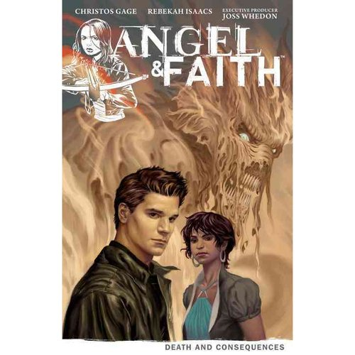 Angel & Faith 4: Death and Consequences