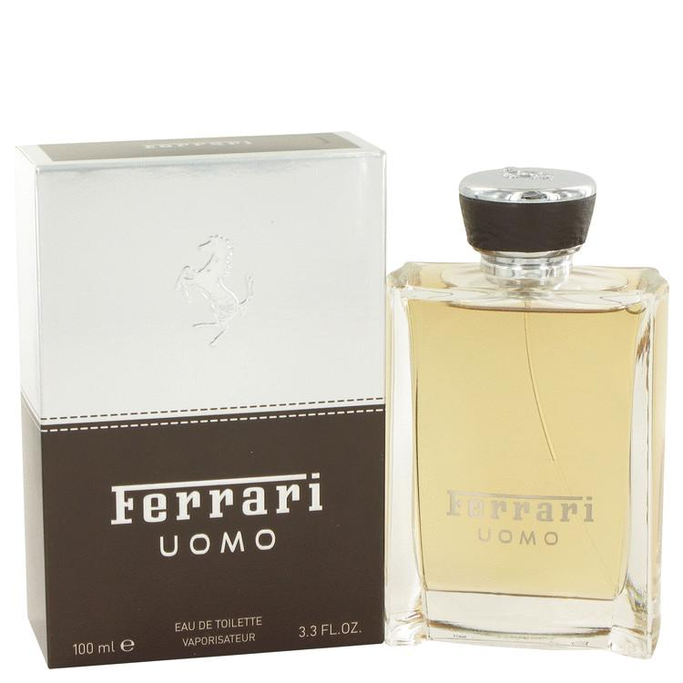 Ferrari Uomo by Ferrari Eau De Toilette Spray 3.4 oz (Men) - image 1 of 1