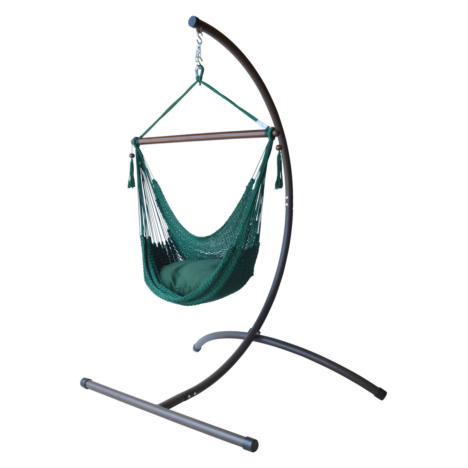 Caribbean Hammocks Chair with Metal Stand