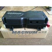 Magnum MM612 600 Watt 12 Volt Modified Sine Wave Inverter / with transfer switch