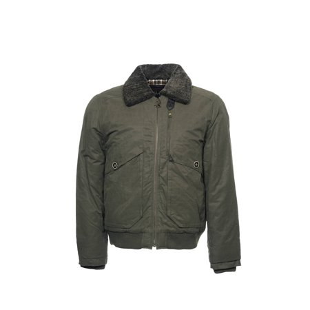 Cole Haan Men's Olive Green Bomber -