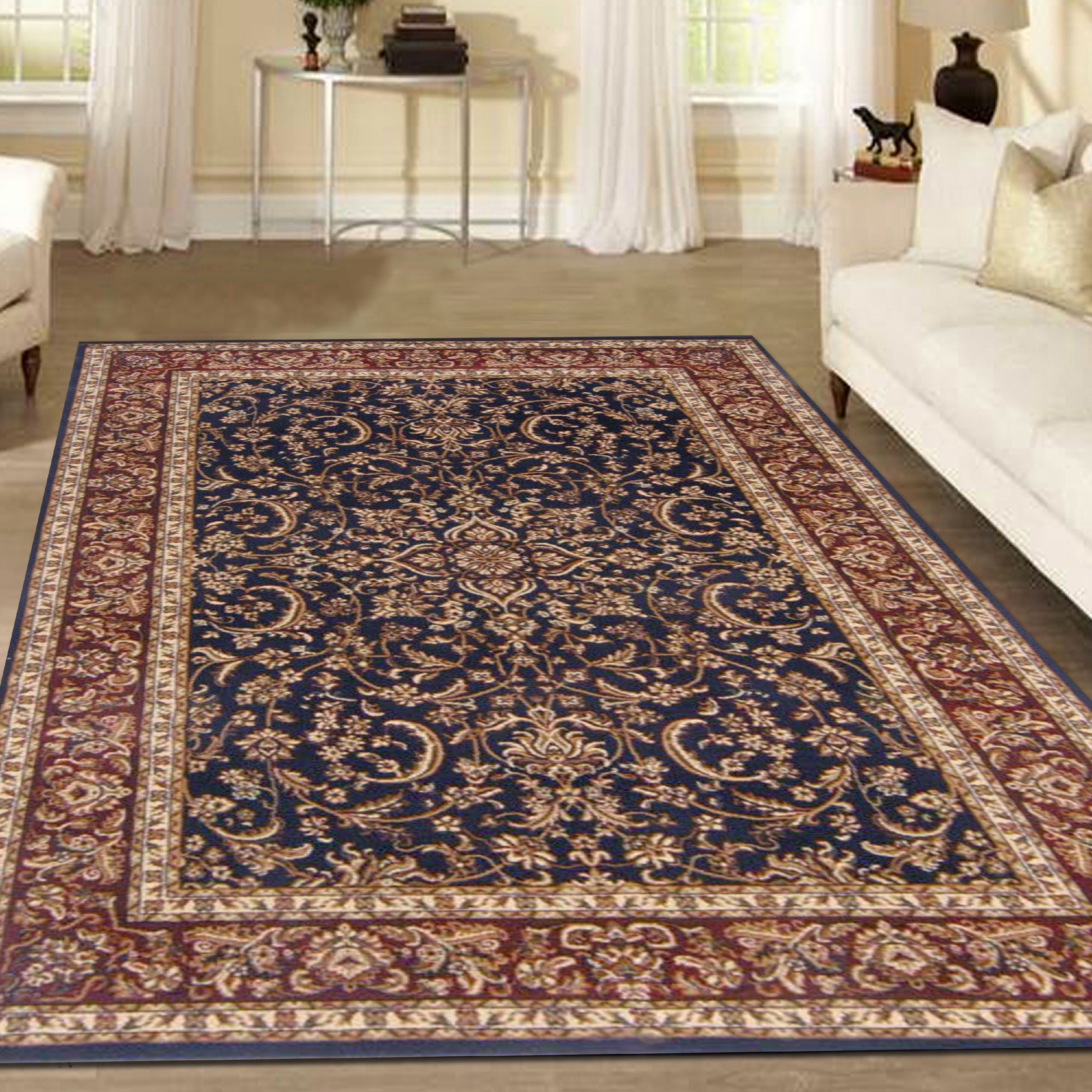 Radici USA Noble 1318 Area Rug - Blue