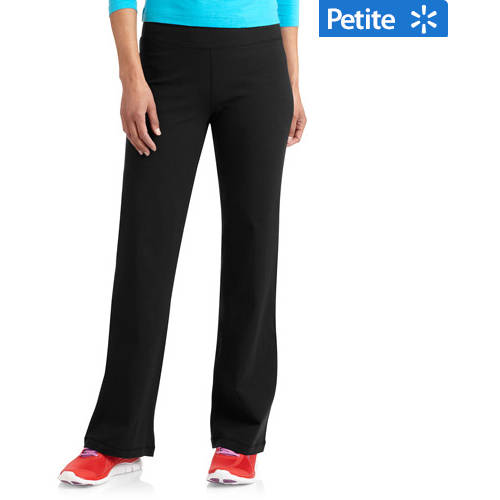 Danskin Now Women's Dri-More Core Bootcut Pants available in Regular and Petite