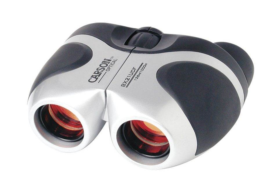 Tracker 8 x 21mm Compact Sport Binocular by Carson